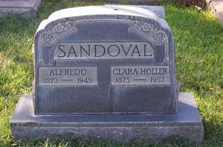 SANDOVAL, ALFREDO - Santa Cruz County, Arizona | ALFREDO SANDOVAL - Arizona Gravestone Photos
