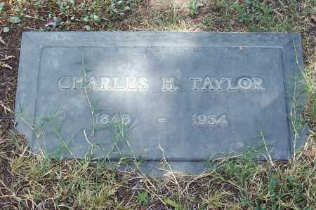 TAYLOR, CHARLES H. - Santa Cruz County, Arizona | CHARLES H. TAYLOR - Arizona Gravestone Photos