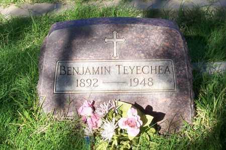 TEYECHEA, BENJAMIN - Santa Cruz County, Arizona | BENJAMIN TEYECHEA - Arizona Gravestone Photos