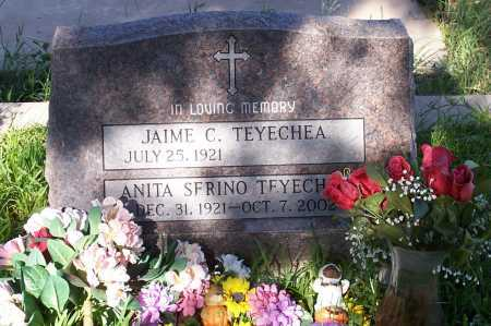 TEYECHEA, ANITA - Santa Cruz County, Arizona | ANITA TEYECHEA - Arizona Gravestone Photos