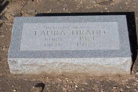 TIRADO, LAURA - Santa Cruz County, Arizona   LAURA TIRADO - Arizona Gravestone Photos