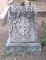 UNKNOWN, MOTHER - Santa Cruz County, Arizona   MOTHER UNKNOWN - Arizona Gravestone Photos