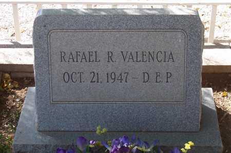 VALENCIA, RAFAEL R. - Santa Cruz County, Arizona   RAFAEL R. VALENCIA - Arizona Gravestone Photos