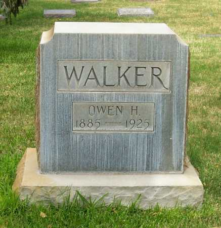 WALKER, OWEN H. - Santa Cruz County, Arizona | OWEN H. WALKER - Arizona Gravestone Photos