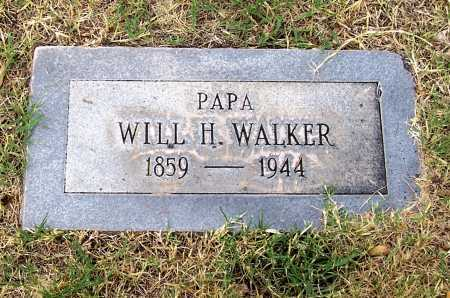 WALKER, WILL H. - Santa Cruz County, Arizona | WILL H. WALKER - Arizona Gravestone Photos