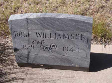 MAYER WILLIAMSON, ROSE - Santa Cruz County, Arizona | ROSE MAYER WILLIAMSON - Arizona Gravestone Photos