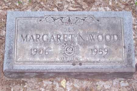 WOOD, MARGARET - Santa Cruz County, Arizona   MARGARET WOOD - Arizona Gravestone Photos