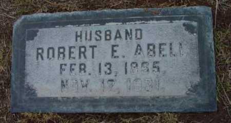 ABELL, ROBERT EMMETT - Yavapai County, Arizona | ROBERT EMMETT ABELL - Arizona Gravestone Photos