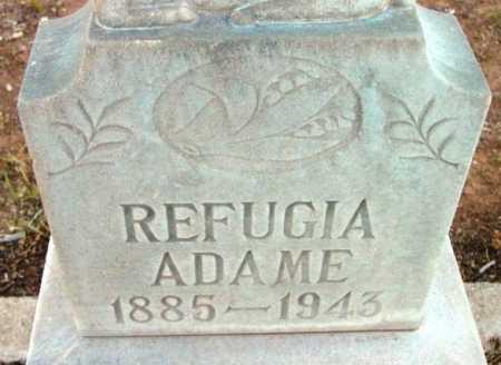 PORDES ADAME, REFUGIA - Yavapai County, Arizona | REFUGIA PORDES ADAME - Arizona Gravestone Photos