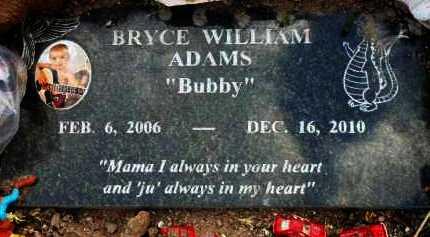 ADAMS, BRYCE WILLIAM - Yavapai County, Arizona | BRYCE WILLIAM ADAMS - Arizona Gravestone Photos