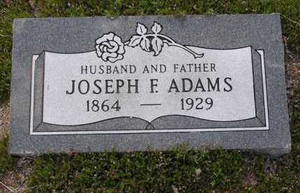 ADAMS, JOSEPH FINNEY - Yavapai County, Arizona | JOSEPH FINNEY ADAMS - Arizona Gravestone Photos