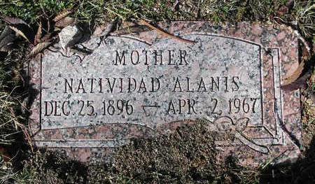 ALANIS, NATIVIDAD - Yavapai County, Arizona | NATIVIDAD ALANIS - Arizona Gravestone Photos