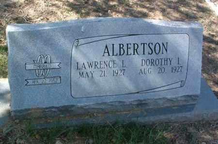 ALBERTSON, DOROTHY I. - Yavapai County, Arizona   DOROTHY I. ALBERTSON - Arizona Gravestone Photos