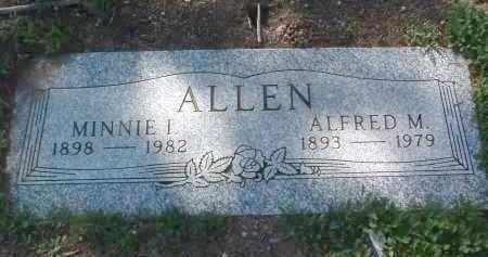 ALLEN, ALFRED MARION - Yavapai County, Arizona | ALFRED MARION ALLEN - Arizona Gravestone Photos