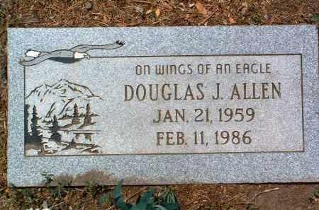 ALLEN, DOUGLAS JOE - Yavapai County, Arizona | DOUGLAS JOE ALLEN - Arizona Gravestone Photos