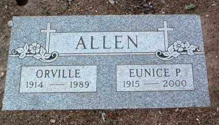 SAILORS ALLEN, EUNICE PAULINE - Yavapai County, Arizona | EUNICE PAULINE SAILORS ALLEN - Arizona Gravestone Photos