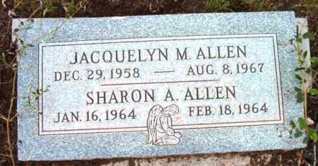 ALLEN, SHARON ANNE - Yavapai County, Arizona | SHARON ANNE ALLEN - Arizona Gravestone Photos