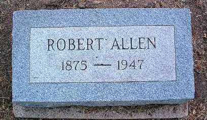 ALLEN, ROBERT - Yavapai County, Arizona | ROBERT ALLEN - Arizona Gravestone Photos