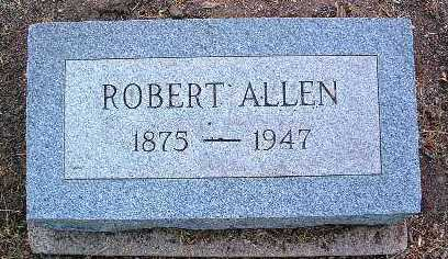 ALLEN, ROBERT - Yavapai County, Arizona | ROBERT ALLEN - Arizona Gravestone Photos