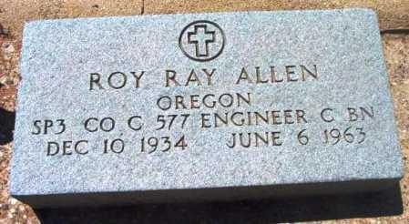 ALLEN, ROY RAY - Yavapai County, Arizona | ROY RAY ALLEN - Arizona Gravestone Photos
