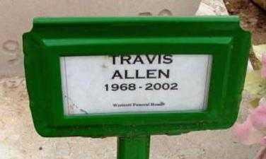 ALLEN, TRAVIS R. - Yavapai County, Arizona   TRAVIS R. ALLEN - Arizona Gravestone Photos