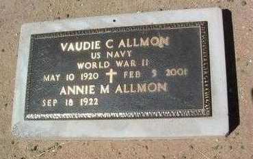 STAGNER ALLMON, ANNIE M. - Yavapai County, Arizona | ANNIE M. STAGNER ALLMON - Arizona Gravestone Photos