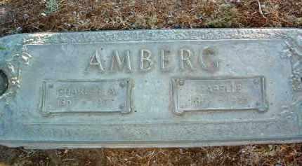 AMBERG, ISABELLE C. - Yavapai County, Arizona | ISABELLE C. AMBERG - Arizona Gravestone Photos
