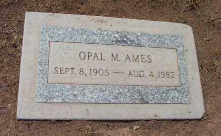 AMES, OPAL M. - Yavapai County, Arizona | OPAL M. AMES - Arizona Gravestone Photos