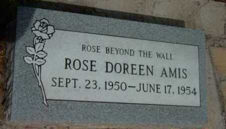 AMIS, ROSE DOREEN - Yavapai County, Arizona | ROSE DOREEN AMIS - Arizona Gravestone Photos