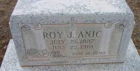 ANIC, LEROY JACK (ROY) - Yavapai County, Arizona | LEROY JACK (ROY) ANIC - Arizona Gravestone Photos