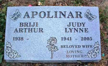 APOLINAR, JUDITH LYNNE - Yavapai County, Arizona | JUDITH LYNNE APOLINAR - Arizona Gravestone Photos