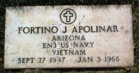 APOLINAR, FORTINO JAMES - Yavapai County, Arizona | FORTINO JAMES APOLINAR - Arizona Gravestone Photos