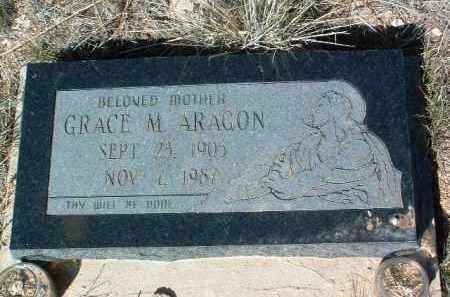 ARAGON, GRACE M. - Yavapai County, Arizona | GRACE M. ARAGON - Arizona Gravestone Photos