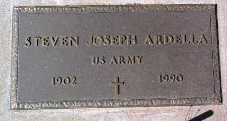 ARDELLA, STEVEN JOSEPH - Yavapai County, Arizona | STEVEN JOSEPH ARDELLA - Arizona Gravestone Photos