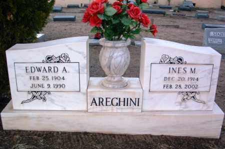 AREGHINI, EDWARD A. - Yavapai County, Arizona | EDWARD A. AREGHINI - Arizona Gravestone Photos
