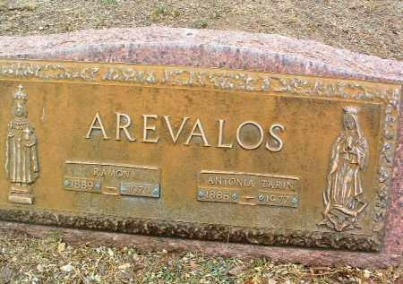 TARIN AREVALOS, ANTONIA - Yavapai County, Arizona | ANTONIA TARIN AREVALOS - Arizona Gravestone Photos
