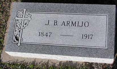 ARMIJO, J. B. - Yavapai County, Arizona   J. B. ARMIJO - Arizona Gravestone Photos