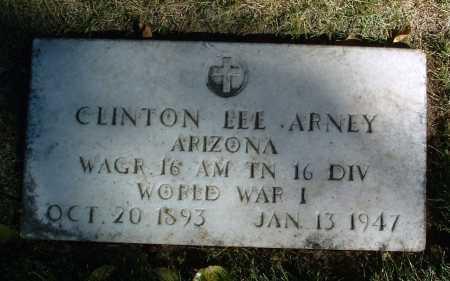 ARNEY, CLINTON LEE - Yavapai County, Arizona | CLINTON LEE ARNEY - Arizona Gravestone Photos