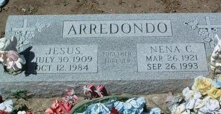 ARREDONDO, JESUS, SR. - Yavapai County, Arizona   JESUS, SR. ARREDONDO - Arizona Gravestone Photos
