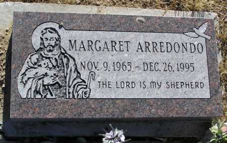 ARREDONDO, MARGARET - Yavapai County, Arizona | MARGARET ARREDONDO - Arizona Gravestone Photos