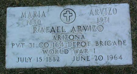ARVIZO, MARIA S. - Yavapai County, Arizona | MARIA S. ARVIZO - Arizona Gravestone Photos