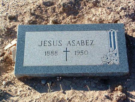 ASABEZ, JESUS - Yavapai County, Arizona   JESUS ASABEZ - Arizona Gravestone Photos