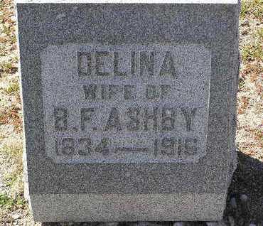 ASHBY, DELINA - Yavapai County, Arizona | DELINA ASHBY - Arizona Gravestone Photos