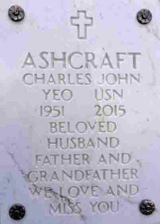 ASHCRAFT, CHARLES WILLIAM - Yavapai County, Arizona   CHARLES WILLIAM ASHCRAFT - Arizona Gravestone Photos
