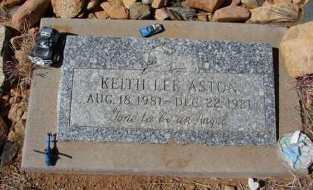 ASTON, KEITH LEE - Yavapai County, Arizona | KEITH LEE ASTON - Arizona Gravestone Photos