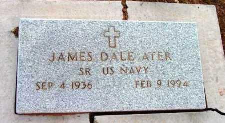ATER, JAMES DALE - Yavapai County, Arizona   JAMES DALE ATER - Arizona Gravestone Photos