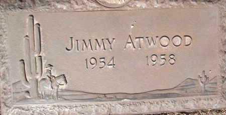 ATWOOD, JAMES CLARK - Yavapai County, Arizona | JAMES CLARK ATWOOD - Arizona Gravestone Photos