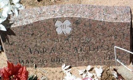 AUDIS, TYRA S. - Yavapai County, Arizona | TYRA S. AUDIS - Arizona Gravestone Photos