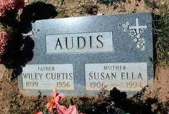AUDIS, WILEY CURTIS - Yavapai County, Arizona | WILEY CURTIS AUDIS - Arizona Gravestone Photos