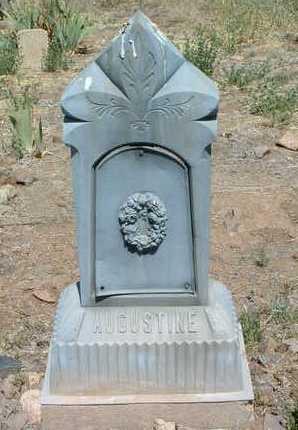 AUGUSTINE, ADELINE - Yavapai County, Arizona | ADELINE AUGUSTINE - Arizona Gravestone Photos